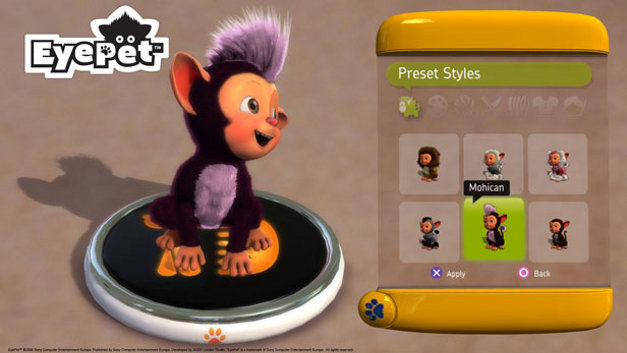 EyePet™ Screenshot 7