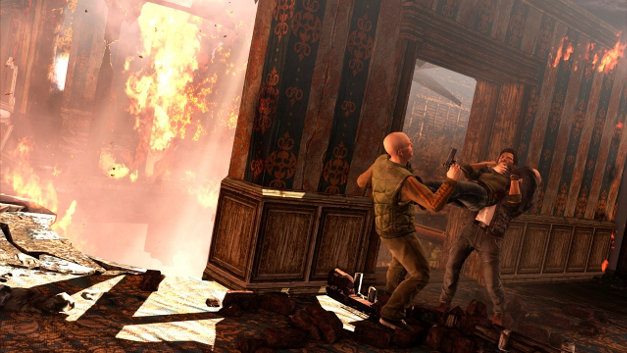 UNCHARTED 3: Drake's Deception™ - GAME OF THE YEAR EDITION Screenshot 34