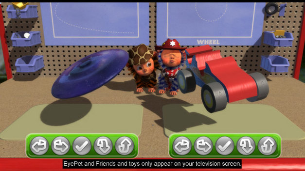EyePet™ & Friends Screenshot 4