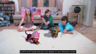 EyePet™ & Friends Screenshot 2