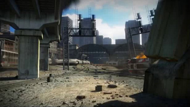 MotorStorm® Apocalypse Video Screenshot 1