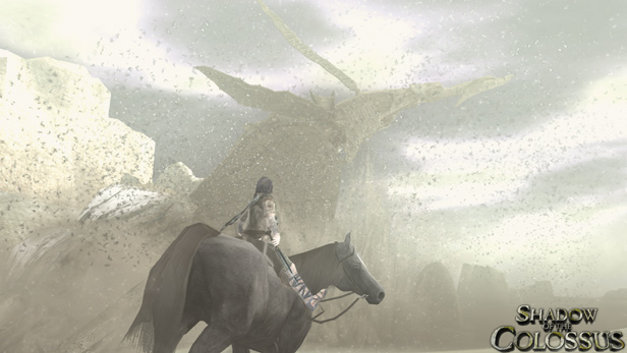 ICO and Shadow of the Colossus Collection Screenshot 16