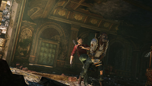 UNCHARTED 3: Drake's Deception™ Collector's Edition Screenshot 31