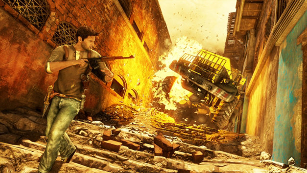 UNCHARTED™ Greatest Hits Dual Pack Screenshot 1