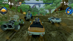 Beach Buggy Racing Screenshot 9