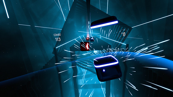 Beat Saber screenshot