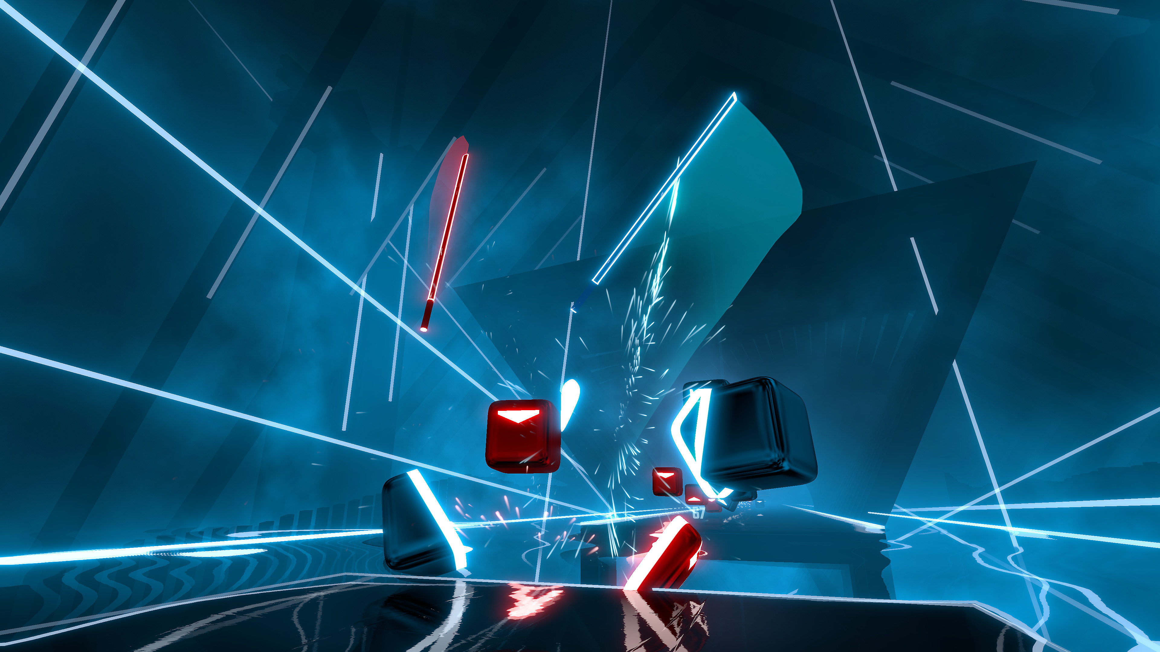 Beat Saber Game | PS4 - PlayStation