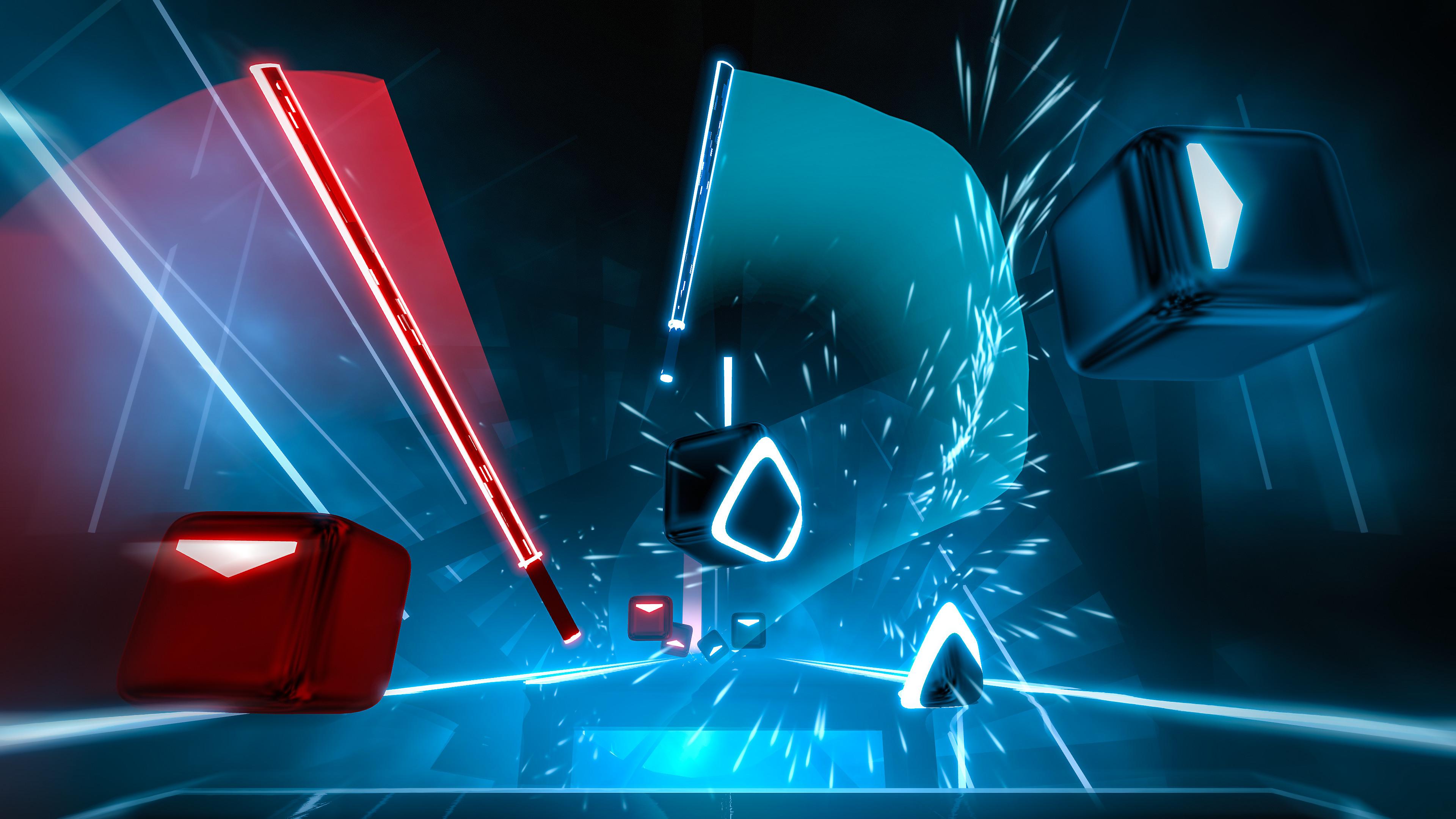 Sony PlayStation PS4 VR Bundle Borderlands 2 VR Beat Saber 2 Controllers NEW