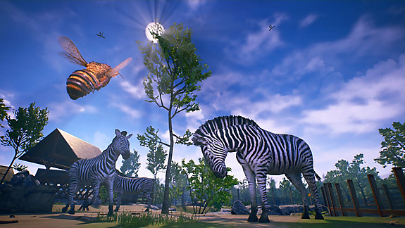 Bee Simulator - Screenshot INDEX