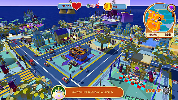 Beep! Beep! Deliveries - Screenshot INDEX