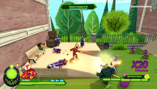 Ben 10 Screenshot 2