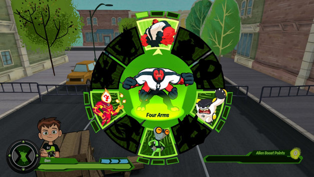 Ben 10 Screenshot 1