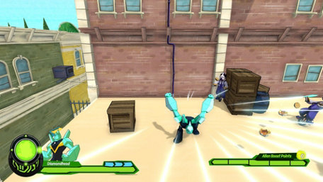 Ben 10 Trailer Screenshot