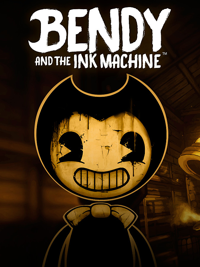 bendy and the ink machine game ps4 playstation