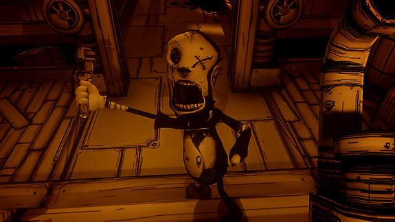 Bendy and the Ink Machine - Screenshot INDEX
