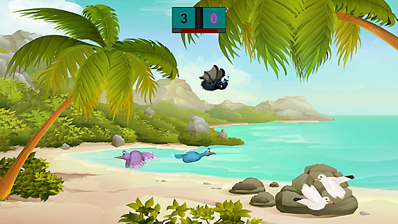Betty Bat's Treasure Hunt - Screenshot INDEX