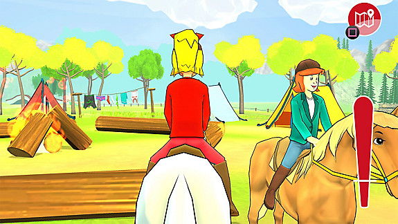 Bibi & Tina – Adventures with Horses - Screenshot INDEX