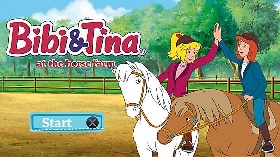 Bibi & Tina at the horse farm - Screenshot INDEX