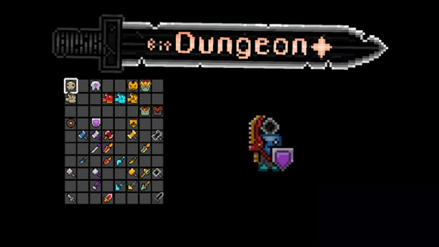Bit Dungeon Plus Screenshot 1