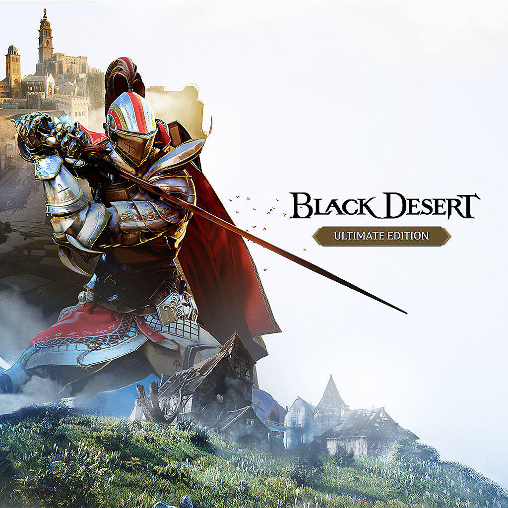 Black Desert Edición ultimate