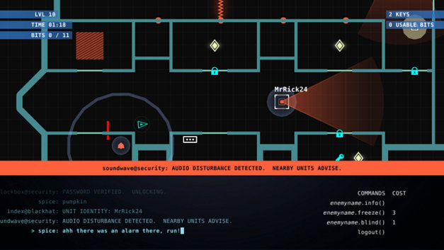 Black Hat Cooperative Screenshot 4
