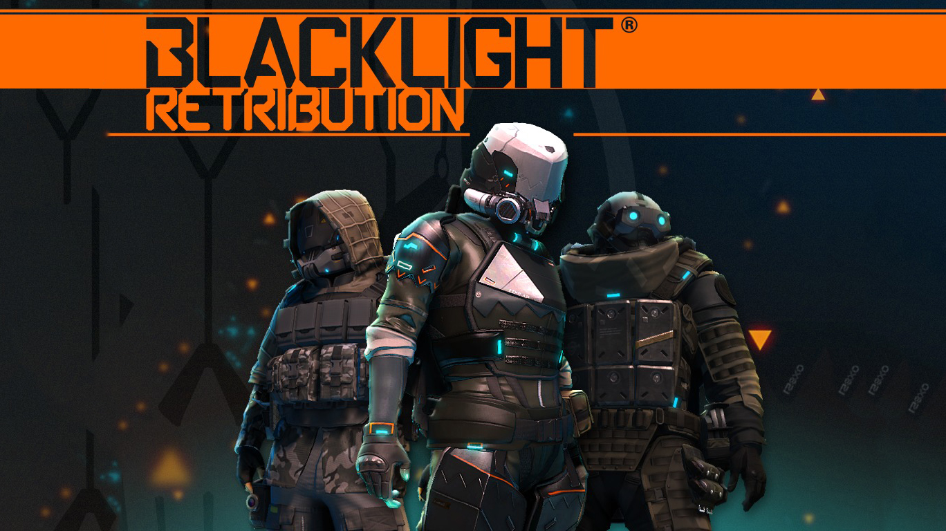 Blacklight: Retribution - 1 Aylık