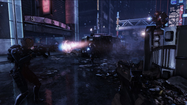 Blacklight: Retribution Screenshot 1