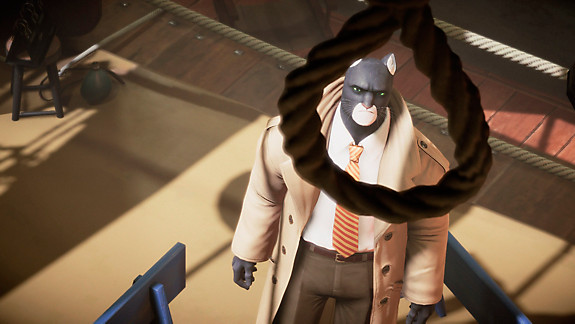 BLACKSAD: Under the Skin - Screenshot INDEX