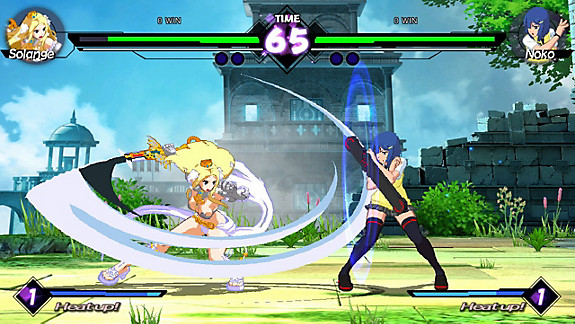 Blade Strangers - Screenshot INDEX