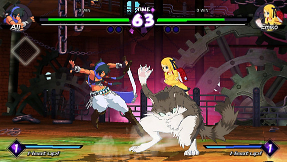 Blade Strangers screenshot