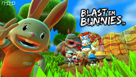 Blast 'Em Bunnies Trailer Screenshot