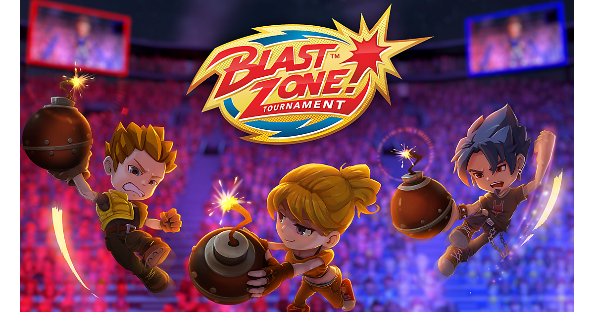 Blast Zone! Tournament Game | PS4 - PlayStation