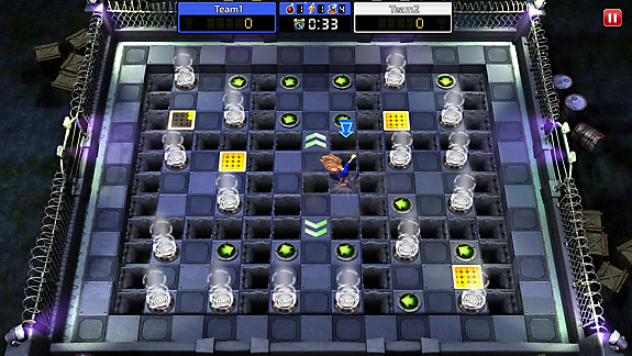 Blast Zone! Tournament - Screenshot INDEX
