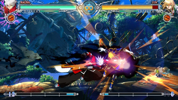 BlazBlue: Central Fiction Screenshot 7