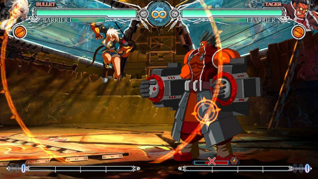 BlazBlue: Central Fiction Screenshot 4
