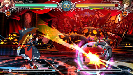BlazBlue: Central Fiction Trailer Screenshot