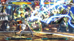 BlazBlue: Chrono Phantasma EXTEND Screenshot 2