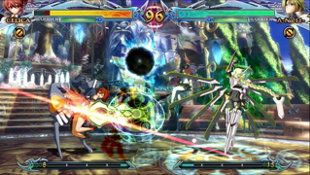 BlazBlue: Chrono Phantasma EXTEND Screenshot 3