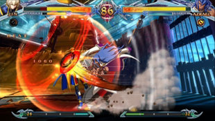BlazBlue: Chrono Phantasma EXTEND Screenshot 5