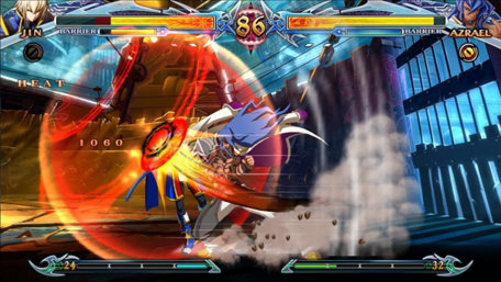 BlazBlue: Chrono Phantasma EXTEND Trailer Screenshot
