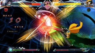 BlazBlue: Chrono Phantasma EXTEND Screenshot 6