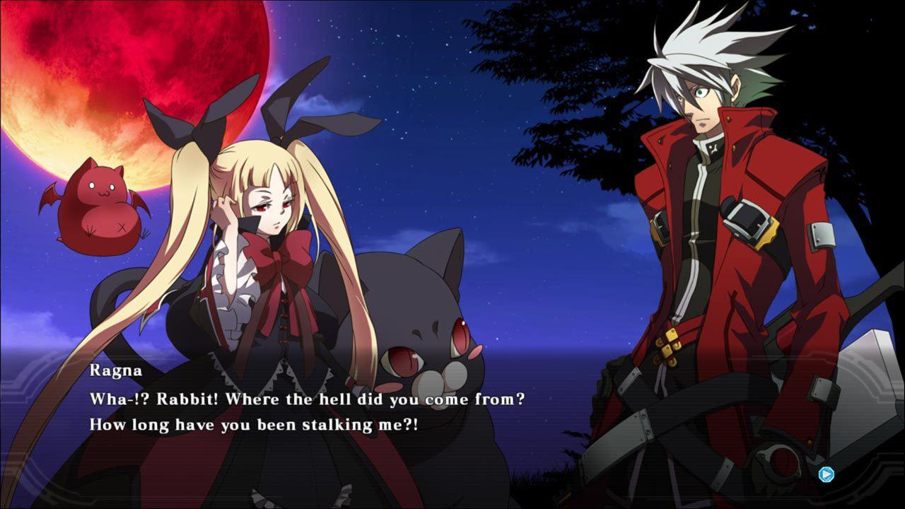 BlazBlue Chrono Phantasma EXTEND Screenshot 7