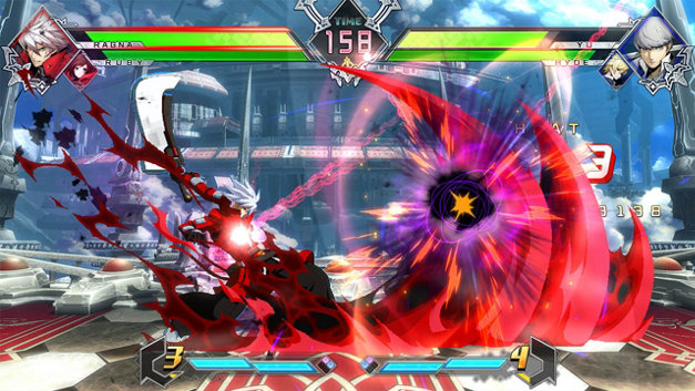 BlazBlue: Cross Tag Battle Screenshot 10