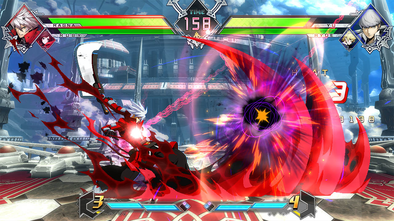 BlazBlue: Cross Tag Battle Game | PS4 - PlayStation