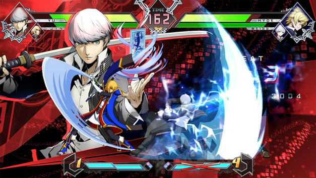 BlazBlue: Cross Tag Battle Screenshot 1