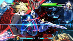 BlazBlue: Cross Tag Battle Screenshot 2
