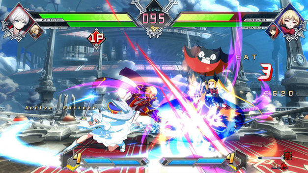 BlazBlue: Cross Tag Battle Screenshot 7