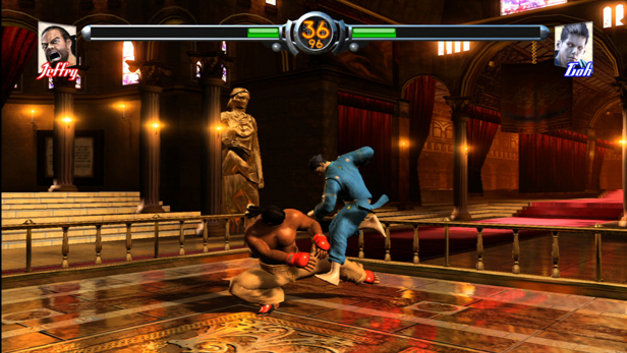 Virtua Fighter 5 Screenshot 10