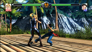 Virtua Fighter 5 Screenshot 2