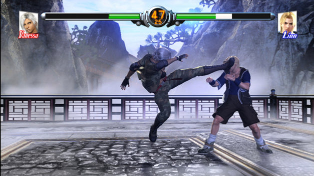 Virtua Fighter 5 Screenshot 4